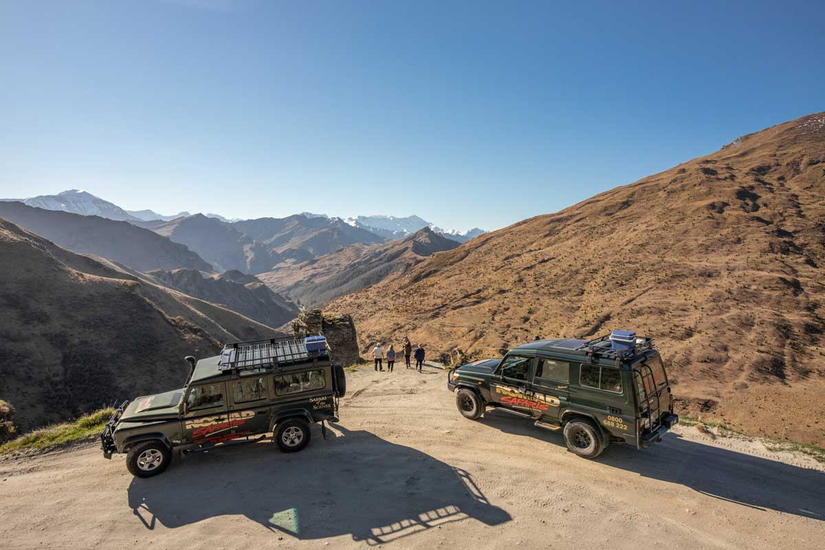 Nomad Safaris Queenstown