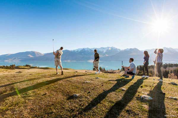 14 Day South Island On Par Golf Package
