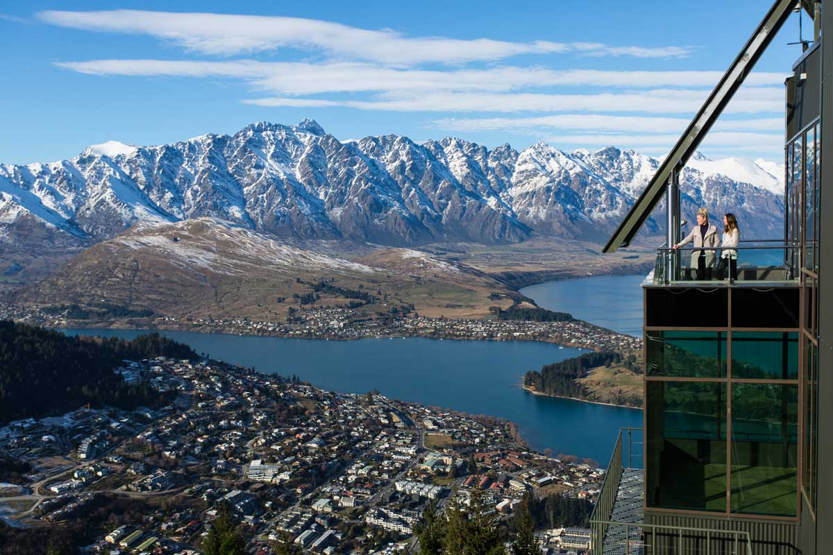 Skyline Queenstown Gondola, Luge & Restaurant