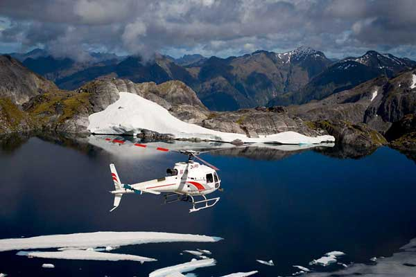 Southern Lakes Helicopters Te Anau