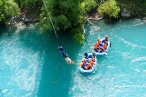 river rafting queenstown adventure holidays new zealand