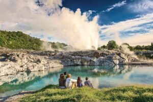 rotorua hot springs Farm Stay