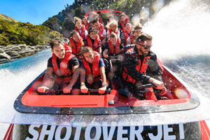 07 Day South Island Family Package
