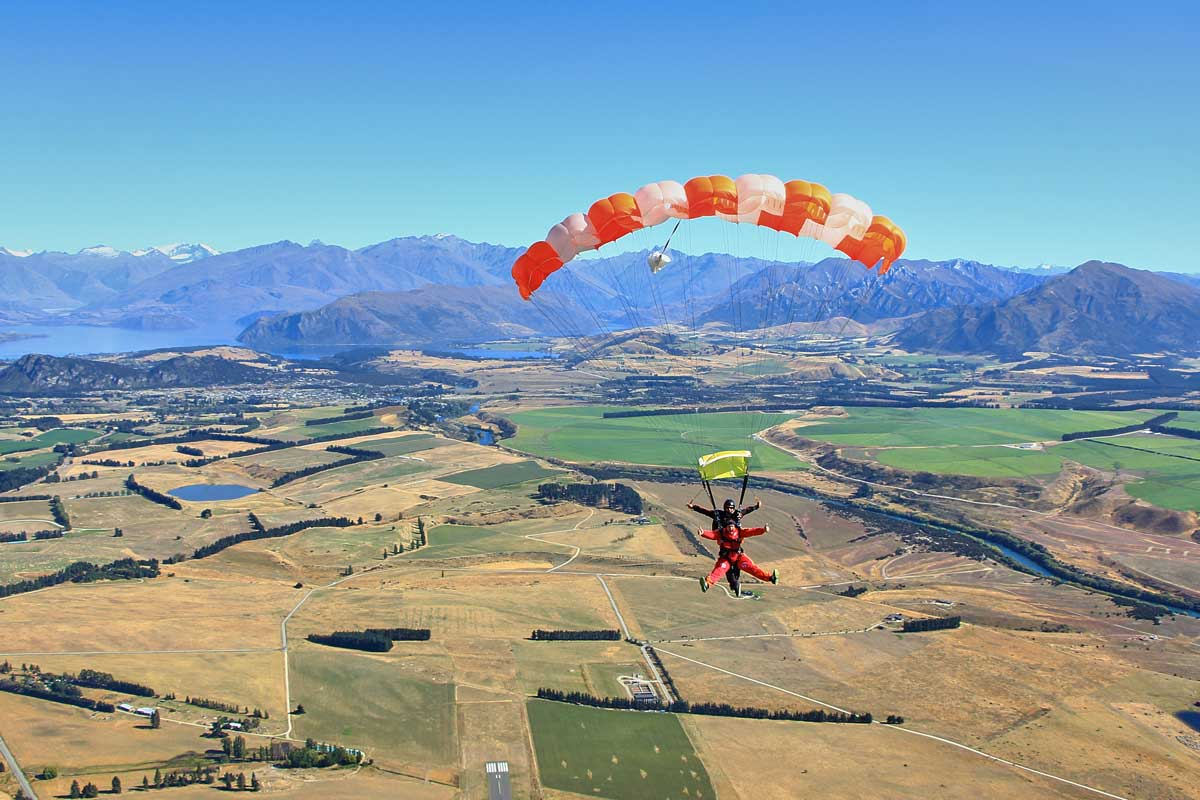 Wanaka Travel Planner