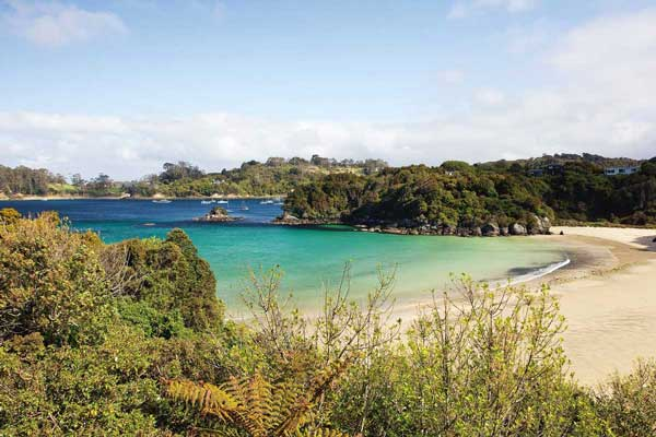 Stewart Island Accommodation