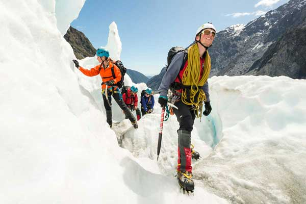Fox Glacier Guiding Ice Climbing
