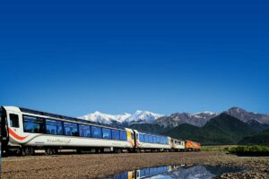 tranzalpine New Zealand holiday package
