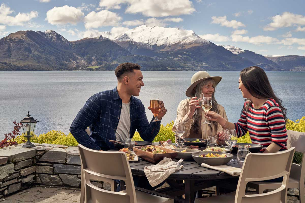 Real Journeys TSS Earnslaw High Country Farm Dining Experiences