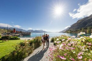 walter peak New Zealand tour package