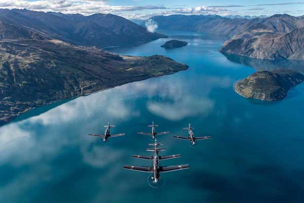 10 Day Warbirds Over Wanaka Package 2022