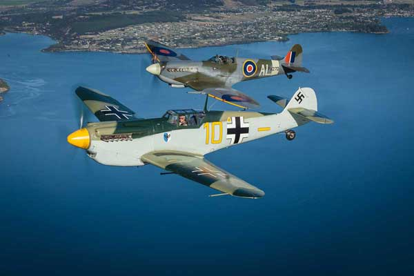 10 Day Warbirds Over Wanaka South Island Experience Package