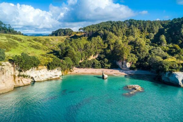 Coromandel Peninsula New Zealand itinerary 3 weeks