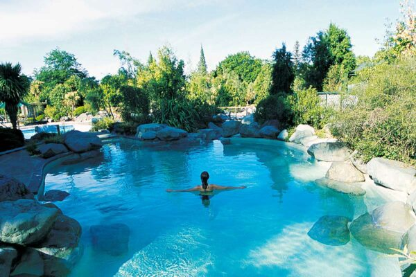 hanmer springs spa